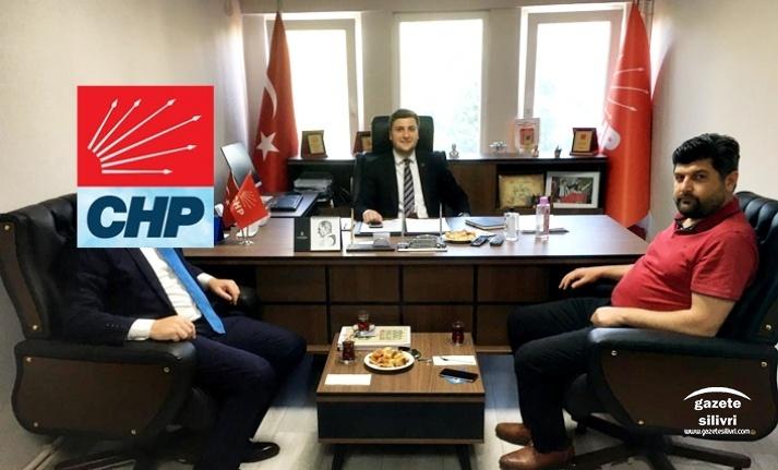 Zıroğlu, Esen'i Ziyaret Etti