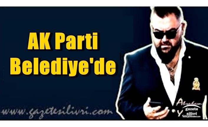 AK Parti Belediye'de...Abraham Yucal