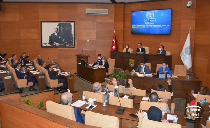 KASIM AYI MECLİS TOPLANTISI PAZARTESİ GÜNÜ YAPILACAK