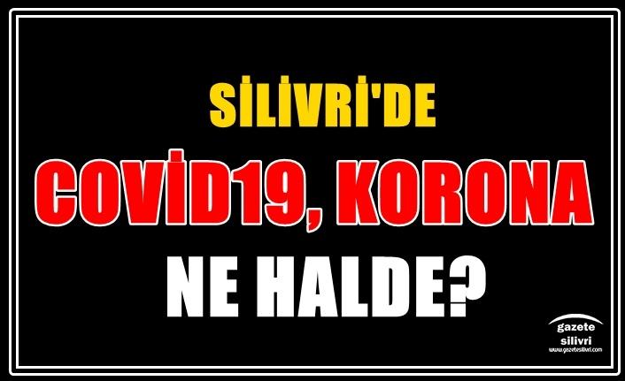 Silivri'de Covid19, Yani KORONA...Abraham Yucal