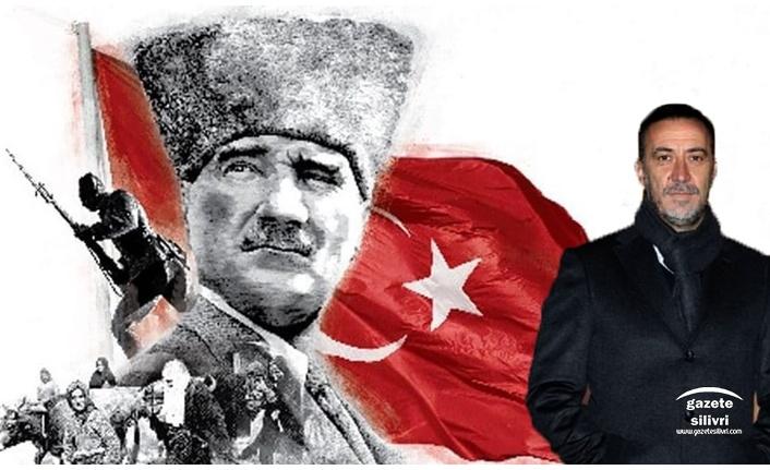 """BAŞKAN YILMAZ: """"ATATÜRK BÜTÜN İNSANLIĞIN SEVGİSİNİ KAZANMIŞTIR"""""""