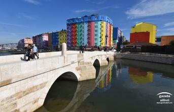 Tarihi Köprü Kullanıma Açıldı
