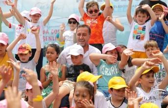 "SİLİVRİ'DE FESTİVAL GİBİ ""BABA-ÇOCUK ŞENLİĞİ"""