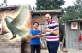 Silivri'de Bir İlk'i Minik Usta Gerçekleştirdi