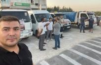 Güçlü Muhtar, Ege ve Akdeniz için 7 Araçlık Konvoy Çıkarttı