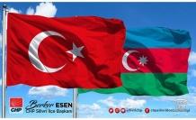 Esen; Azerbaycan'ın acısı bizim de acımız davası bizim de davamızdır