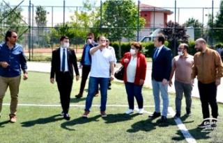 "Güraslan;"" YENİ SEZONDA YENİ STADIMIZDAYIZ!"""
