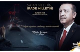 Bozoğlu, Millet Eğilmez, Türkiye Yenilmez!