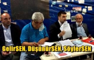 CHP SİLİVRİ'DEN SAYALAR'A HALK ZİYARETİ