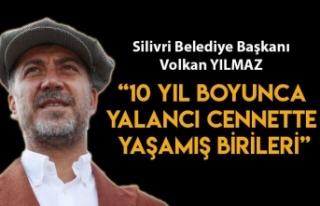 """""""10 YIL BOYUNCA YALANCI CENNETTE YAŞAMIŞ BİRİLERİ"""""""