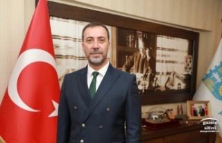 """BAŞKAN YILMAZ: """"CUMHURİYET 97 YIL ÖNCE EDİLEN..."""