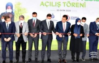 İBB Başkanı Ekrem İmamoğlu, Seymen Enerji Üretim...