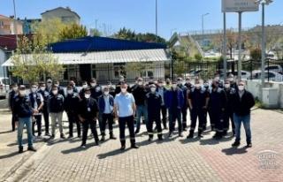 Silivri BEDAŞ İşçileri 'de Eylem Kararı...