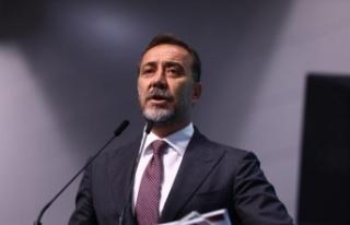 """BAŞKAN YILMAZ;""""HALK EKMEK BÜFESİ CHP İLÇE..."""