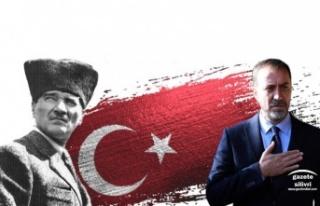 BAŞKAN YILMAZ'DAN ATATÜRK'E YÖNELİK HAKARETLERE...