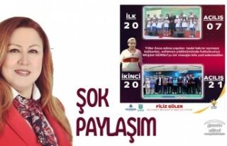 Filiz Güler'den Şok Paylaşım!