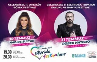 SELİMPAŞA TOPATAN KAVUNU VE BAMYA FESTİVALİ 31...