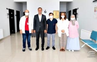 GÜMÜŞYAKA'NIN SAĞLIK MERKEZİ HASRETİ SONA...