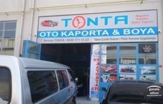 TONTA OTO BOYA KAPORTA SİZLERİ BEKLİYOR