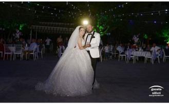 Barlas ve Ölçer Ailelerinden Dillere Destan Düğün