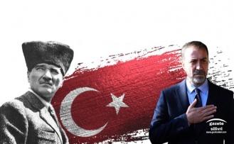 BAŞKAN YILMAZ'DAN ATATÜRK'E YÖNELİK HAKARETLERE SERT TEPKİ