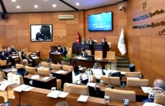KASIM AYI MECLİS TOPLANTISI 1. OTURUMU YAPILDI