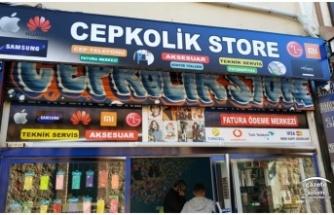 CEPKOLİK STORE Silivri'de Açıldı...