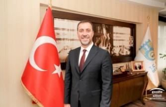 """BAŞKAN YILMAZ: """"SİLİVRİ'YE AŞKLA HİZMET EDİYORUZ"""