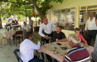MHP Silivri'den Bayram Mesaisi